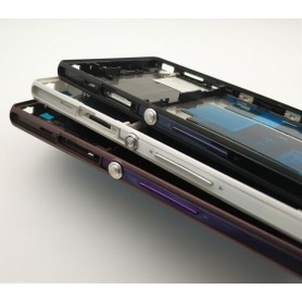 Estrutura frontal Sony Xperia Z L36h L36i C6606 C6603 cc6601 C660X