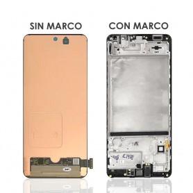Tela sensível ao toque e tela Samsung Galaxy M51 M515F