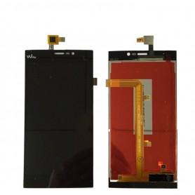 Tela sensível ao toque e tela Wiko Ridge Fab 4G preto