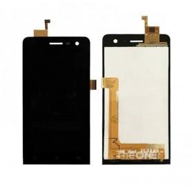 Tela sensível ao toque e LCD Lenovo 45 Helium 4G preto