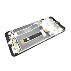 Tela sensível ao toque e LCD LG K51S K510EMW ORIGINAL