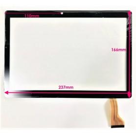 HN1040FPC V1 Tela sensível ao toque Yuntab K17