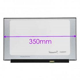 Tela LCD de 15,6 polegadas 30 pinos 1366x768 350mm