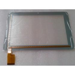TPC0323 VER1.0 Tela sensível ao toque Ampe A10 Sanei N10 Soaiy digitalizador