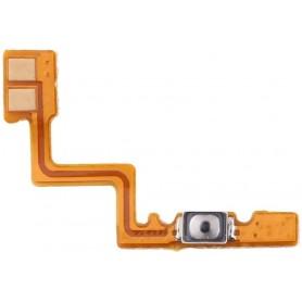 Botão de ignição desligado Realme 3i cabo Flex compatível