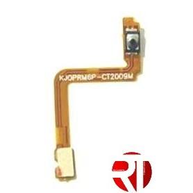 Botão de ignição desligado Realme 6 Pro cabo Flex compatível