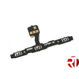 Botão de ignição desligado Huawei P40 Pro cabo flex