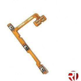 Botão de ignição desligado Realme C11 cabo Flex compatível