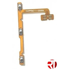 Botão de ignição desligado Realme C15 cabo Flex compatível