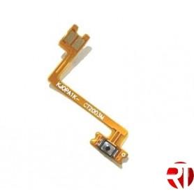 Botão de ignição desligado Realme C2 cabo Flex compatível