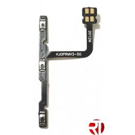 Botão de ignição desligado Realme V3 5G cabo Flex compatível