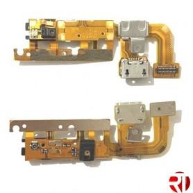 Conector carga FLEX Huawei Ascend P6