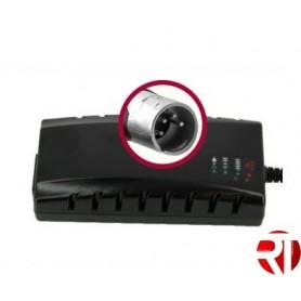Carregador Conector 36V 4 pinos macho