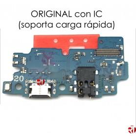 Carregamento do conector Samsung placa flex M10S M107 USB flex