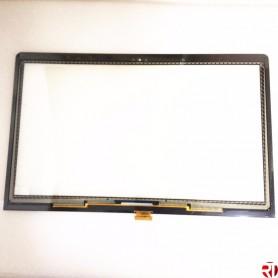 MCF-133-0861-V3 Tela sensível ao toque preta Samsung ATIV Book 9 Lite NP905S3G NP915S3G