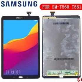Tela cheia Samsung Galaxy Tab E 9,6 SM-T560 T561
