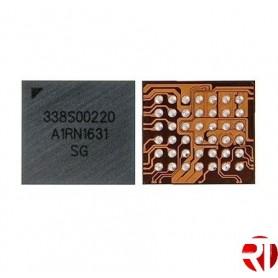 Chip IC iPhone 7 ou 7 Plus U3402 U3502 338S00220 Codec