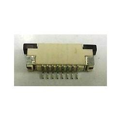 Conector FPC 8 PINOS para cabo Plano Ribbon FPC