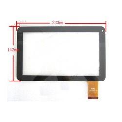 300-n4585a-b00 tela sensível ao toque vidro digitalizador n4585a
