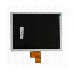 SL008DH01FPC V1 Ecrã LCD DISPLAY SL008DH24B01 HL080NA-04