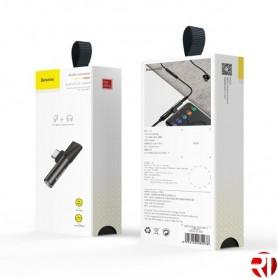 Adaptador USB Tipo-C Para 3.5 mm Baseus L41