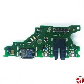 Conector de carregamento Huawei Companheiro 20 Lite SNE LX1 LX2 lx3 Original