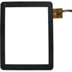 Tela sensível ao toque Wolder miTab Hero vidro digitalizador