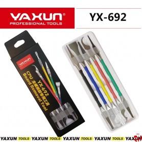 Kit para remoção de cola YAXUN YX-692