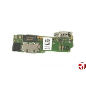 Conector de carregamento Sony Xperia XA F3111 Original