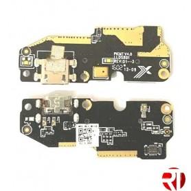 Conector de carregamento BQ Aquaris X5 Original