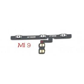 Cabo Flex Ligar Volume On Off Xiaomi Mi 9 Mi9