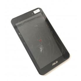 Tela cheia com vidro quebrado Asus Memo Pad 7 K012 FE170CG