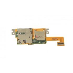 Flex leitor Sim e SD Huawei MediaPad M1 8.0 S8-301l Original