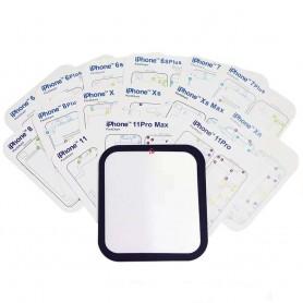 Organizador magnético do parafuso para o iPhone