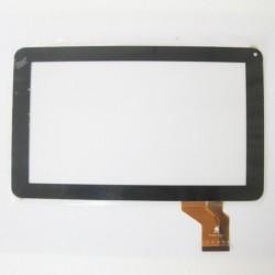 TPC8436 MF-335-090F Tela sensível ao toque vidro digitalizador