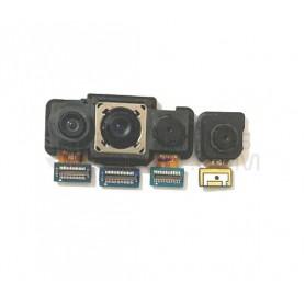 Câmera traseira Samsung Galaxy a21s A217 desmontagem
