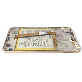 Quadro frontal Huawei P20 Lite CLT-AL01 L29 L09 desmontagem Original