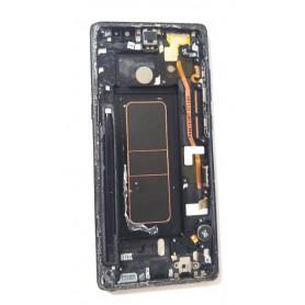 Quadro frontal Samsung Galaxy Note 8 N950F desmontagem