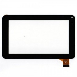 Wolder miTab JUMP Digitalização tela sensível ao toque de vidro