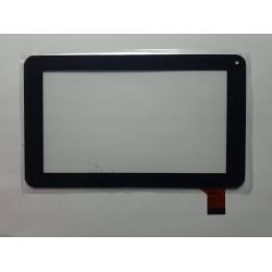Wolder miTab LINE Digitalização da tela sensível ao toque de vidro