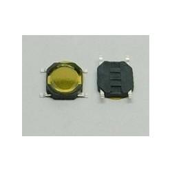 Botão 5x5x0.8mm para tablet ou mp4 tecla