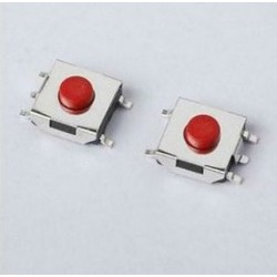 Botão 6x6x3.7mm para tablet ou mp3 tecla