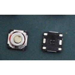 Botão 5x5x1.5mm para tablet ou mp4 tecla