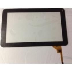 CZY6127A-FPC Tela sensível ao toque Tongfang N9 vidro digitalizador