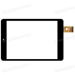 FPC-CY080066-00 Tela de toque ZHC-M792I-155B vidro digitalizador