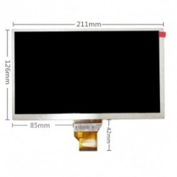 Tela LCD Energy sistem S9 LED DISPLAY