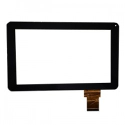 XC-PG0900-04 Tela sensível ao toque EDERTIX Emotional Technology vidro digitalizador
