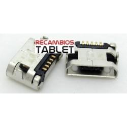 Jack micro usb U-096 conector de alimentação para tablet, celular, mp4, disco removível
