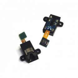 Conector de áudio Samsung T210 T211 P3210 cabo FLEX GH59-13414A
