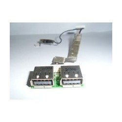 USB Jack 50.4f504.003 flex kai 48.4f601.011 HP pavilion DV2899ES